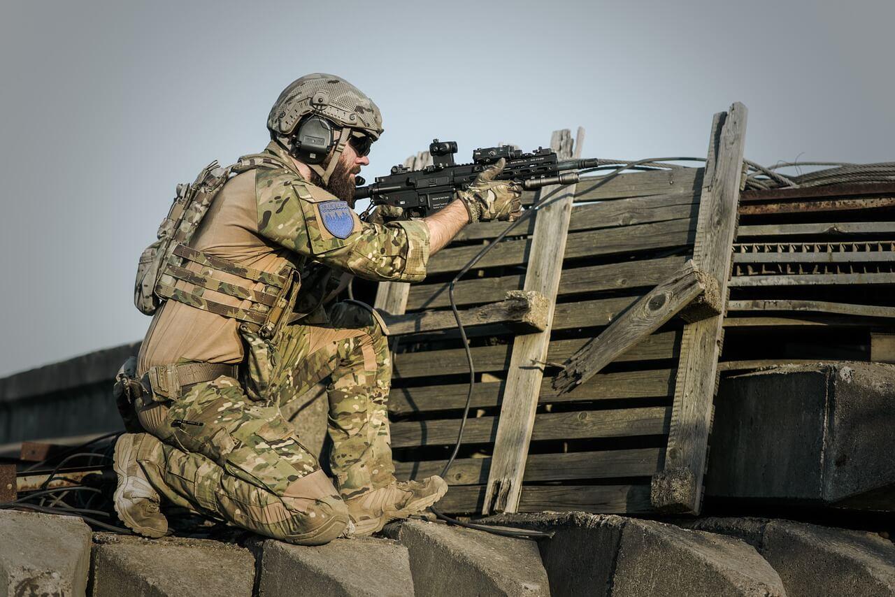 ASG czyli Air Soft Gun
