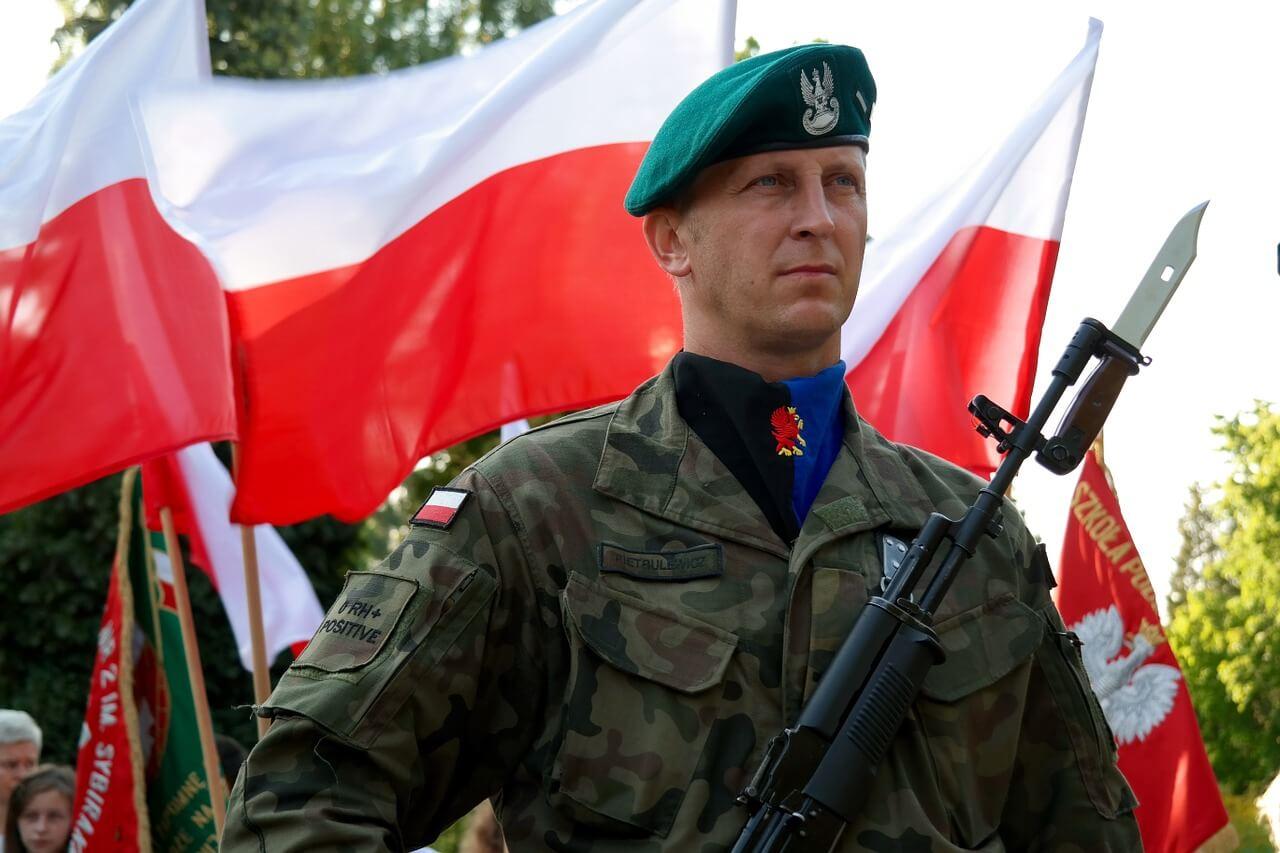 stopnie wojskowe - szeregowy rayan