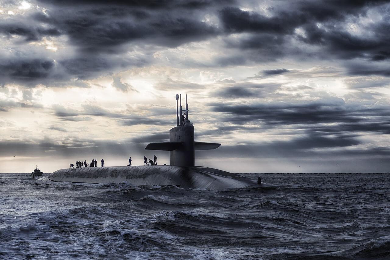 Klasy okrętów wojskowych – Rangi okretów