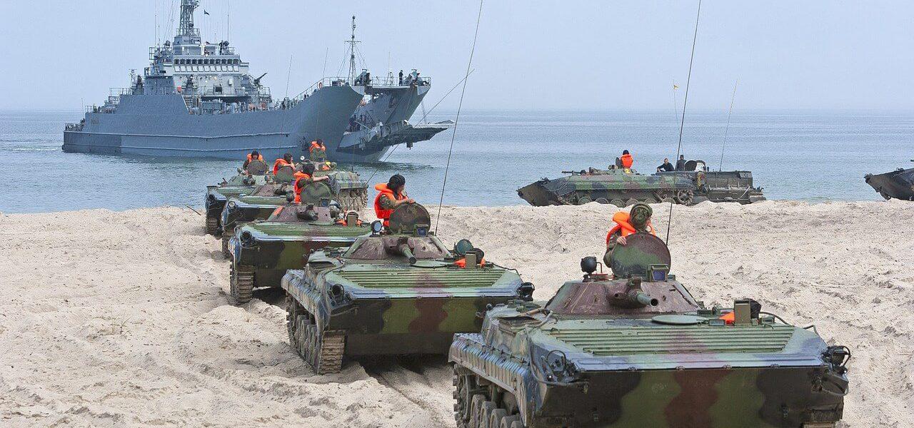 manewry wojskowe