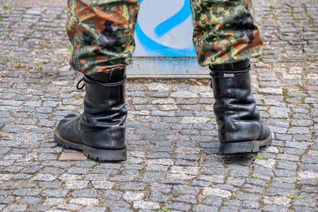 Buty militarne